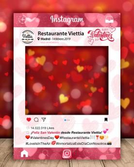 Photocall Instagram San...