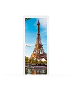 Vinilo Puerta Eiffel