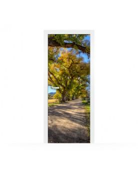 Vinilo Puerta Road