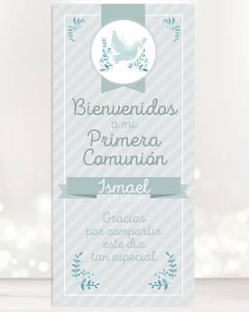 Cartel Comunión | Line