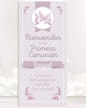 Cartel Comunión | Line II