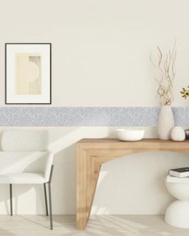 Cenefa | 5 m x 15 cm | Grey