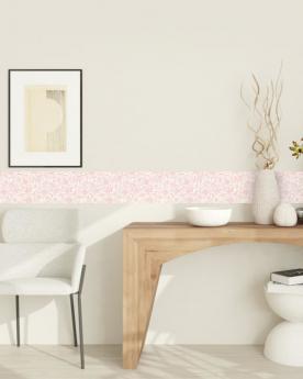 Cenefa | 5 m x 15 cm | Pink...