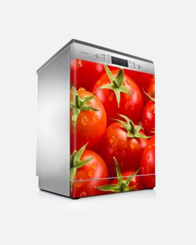 Vinilo Lavavajillas Tomato