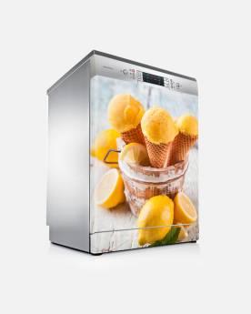 Vinilo Lavavajillas Sweet Ice
