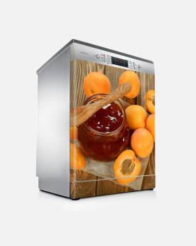 Vinilo Lavavajillas Peaches
