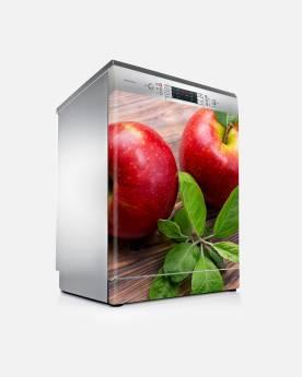 Vinilo Lavavajillas Apples Red