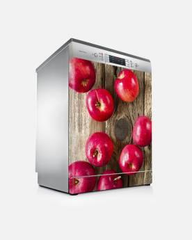 Vinilo Lavavajillas Apples
