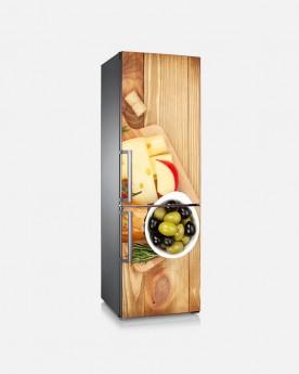 Vinilo Frigorífico Cheese &...