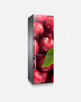 Vinilo Frigorífico Cherry