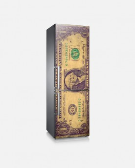 Vinilo Frigorífico Dolar