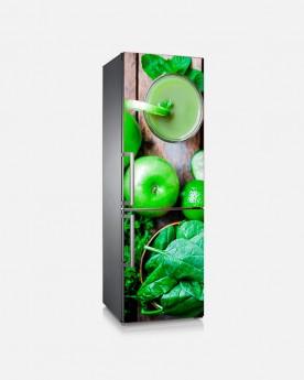 Vinilo Frigorífico Green Juice