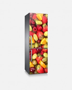 Vinilo Frigorífico Multifruits