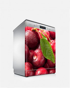 Vinilo Lavavajillas Cherry