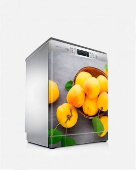 Vinilo Lavavajillas Apricot