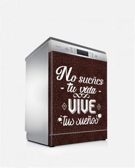 Vinilo Lavavajillas No sueñes