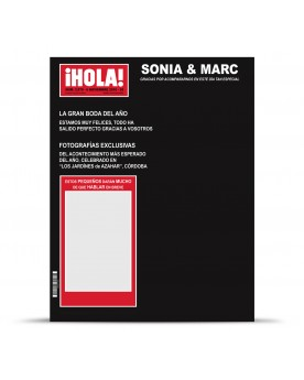 Photocall Boda Lona Hola